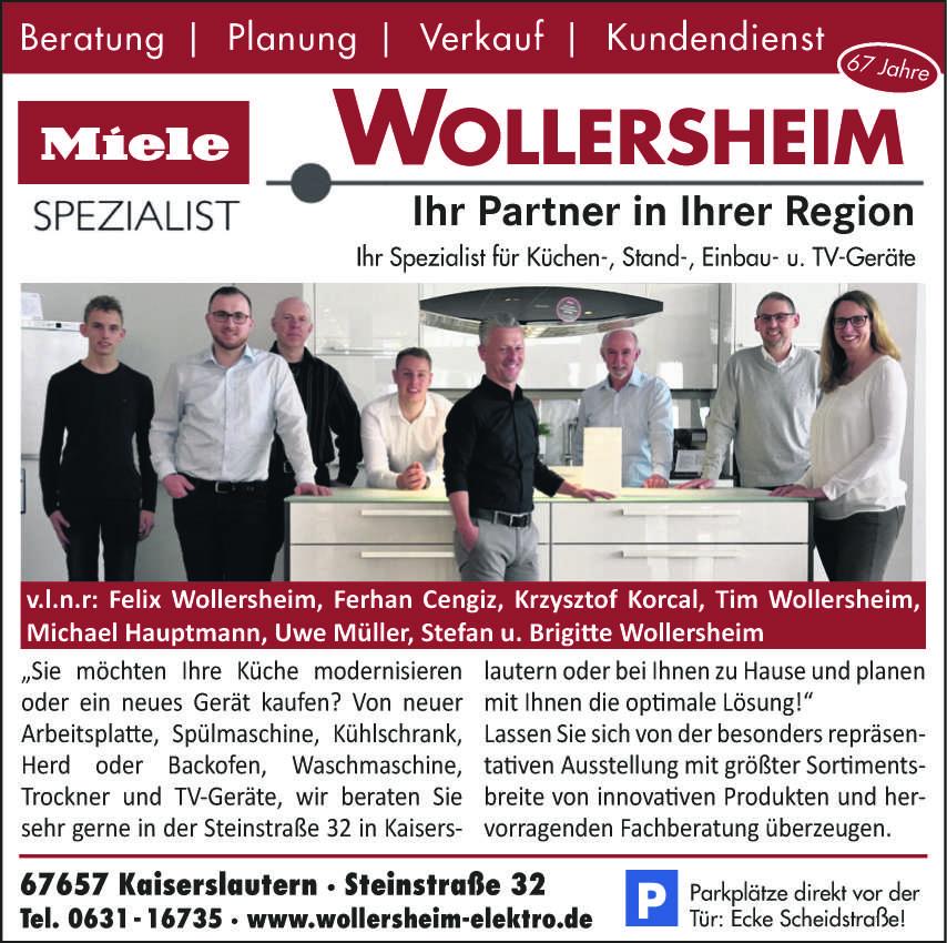 Wollersheim Elektro