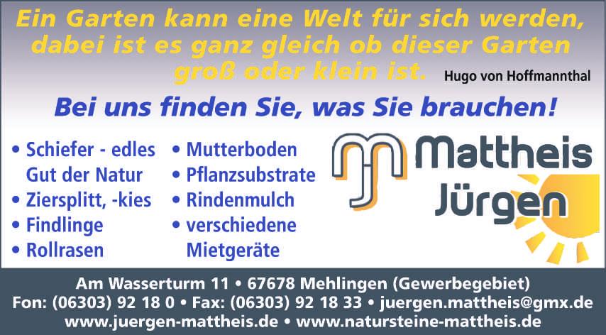 Mattheis Jürgen
