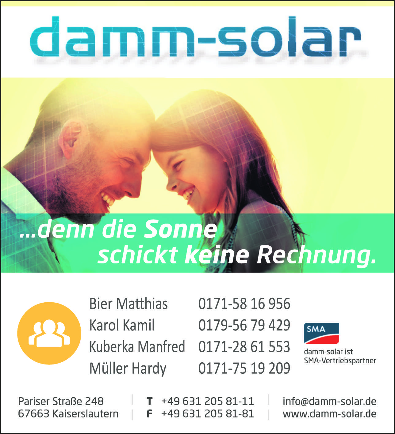 Damm-Solar