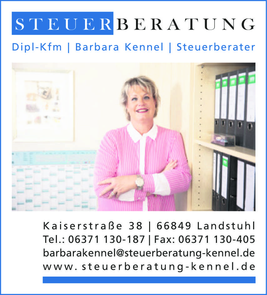 Steuerberatung Barbara Kennel