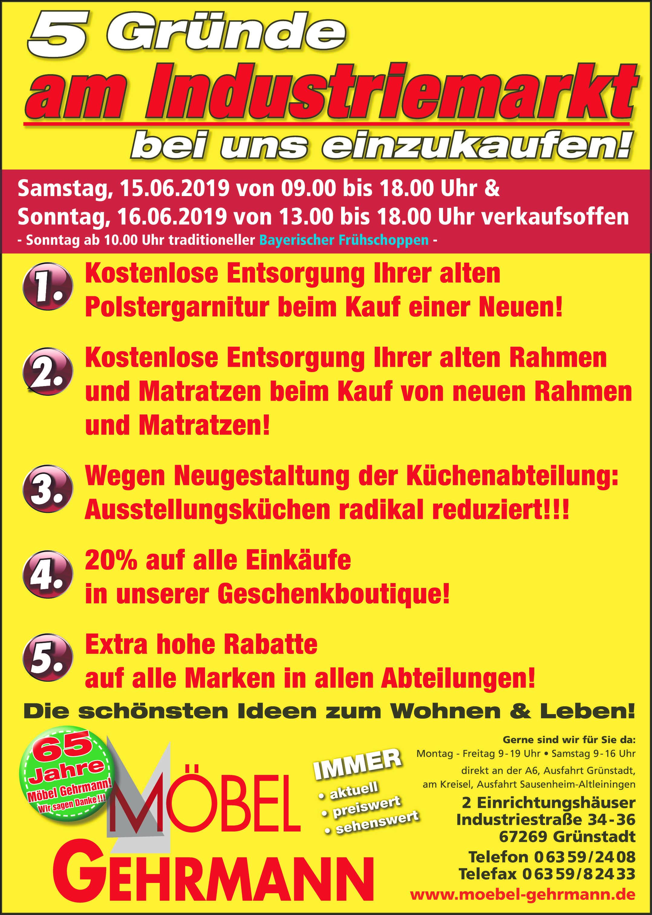 Möbel Gehrmann 3