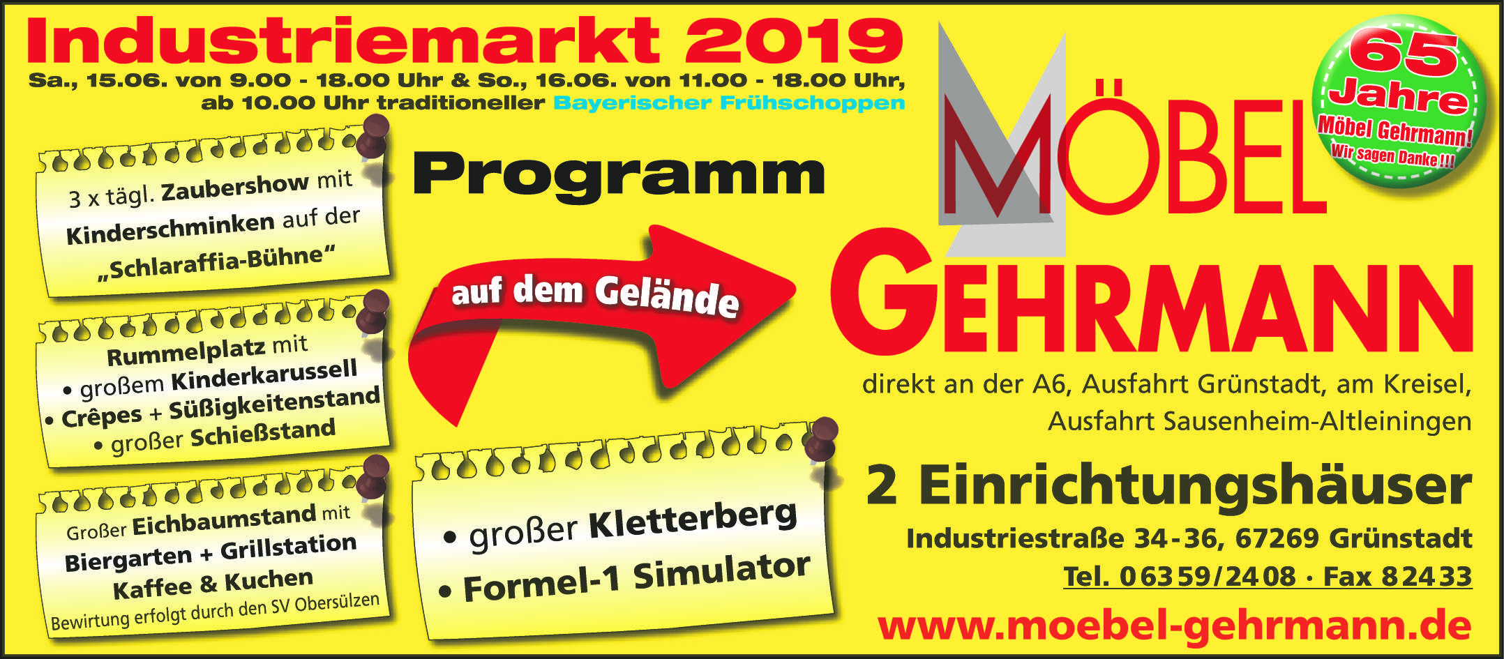 Möbel Gehrmann Programm