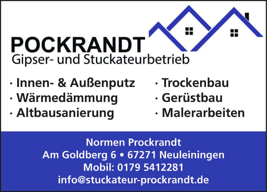 Prockrandt