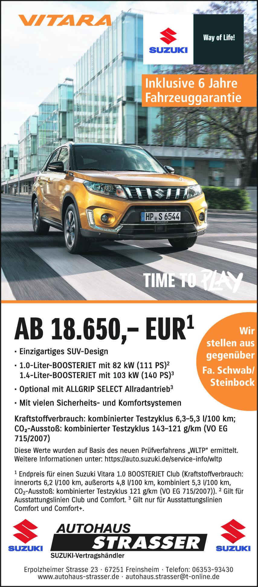 Autohaus Strasser