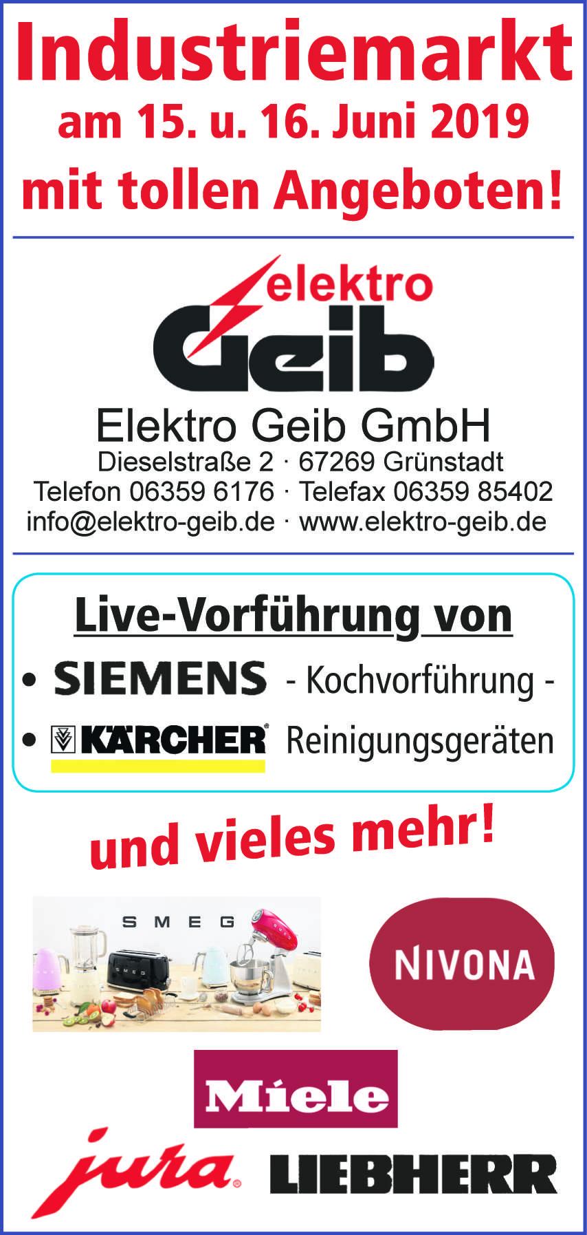 Elektro Geib GmbH