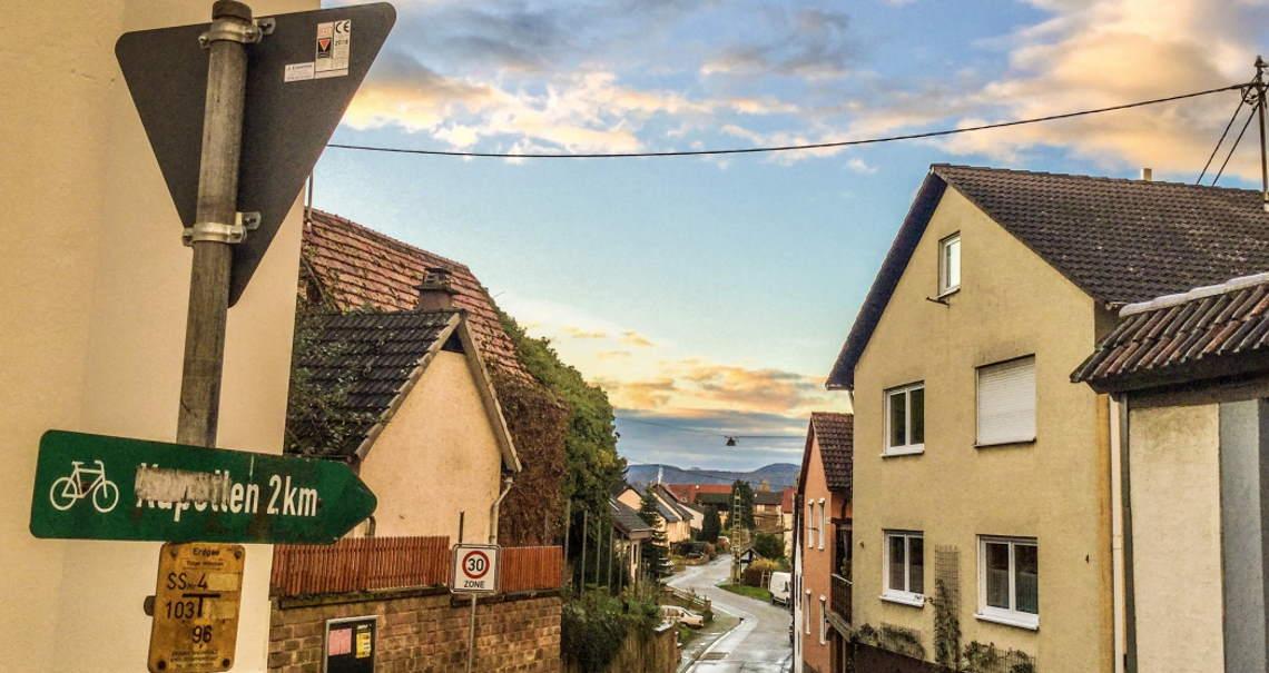 Gemeinde Oberhausen in der Verbandsgemeinde Bad Bergzabern