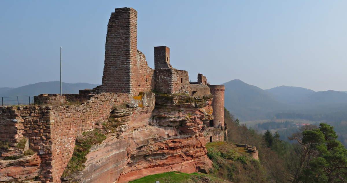 Burgruine Altdahn
