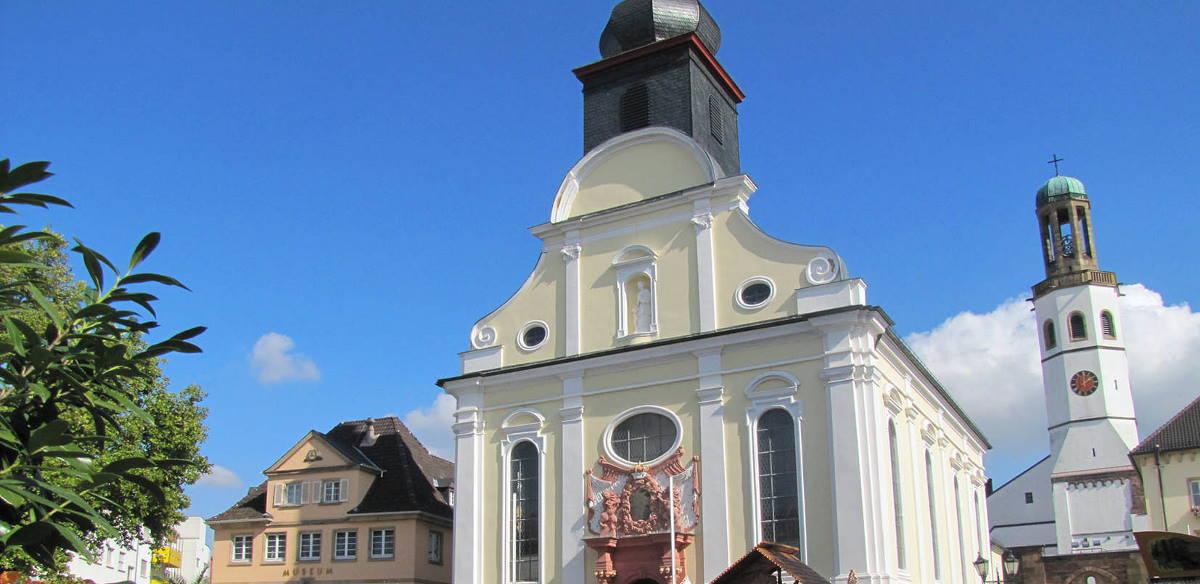 Dreifaltigkeitskirche in Frankenthal