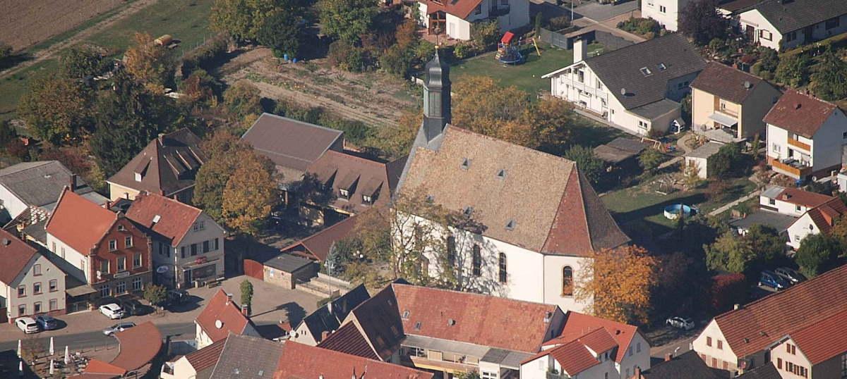 Meckenheim in der Pfalz