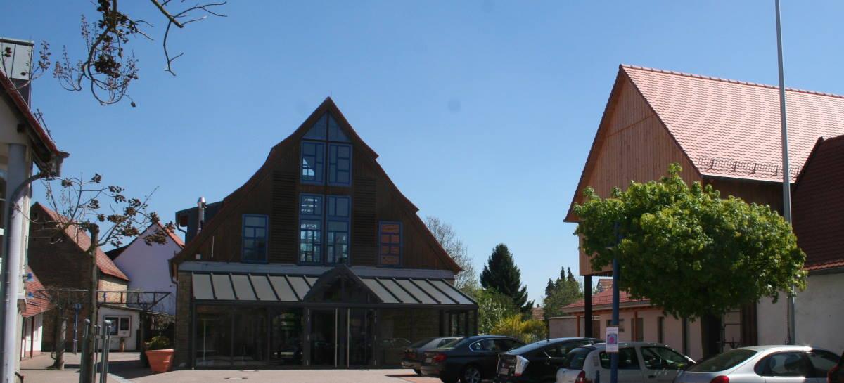 Das Kulturzentrum in Offenbach an der Queich