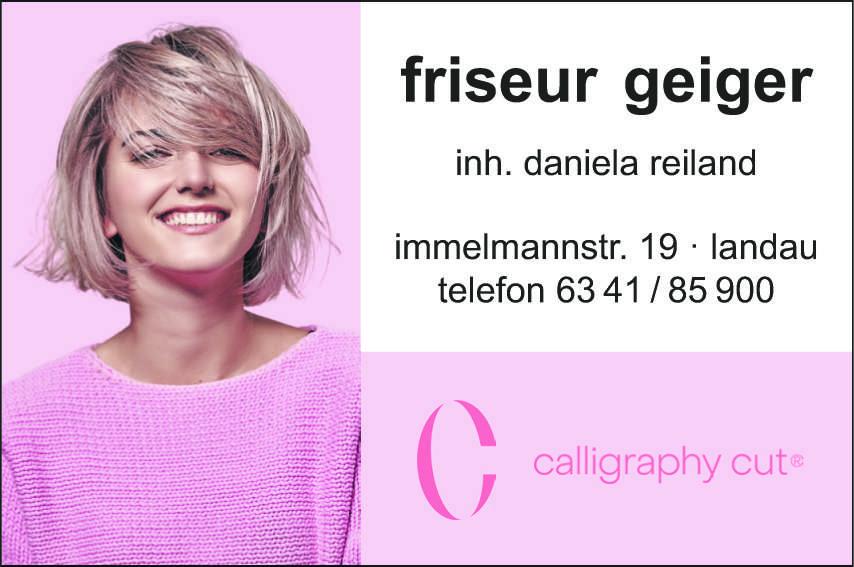Friseur Geiger
