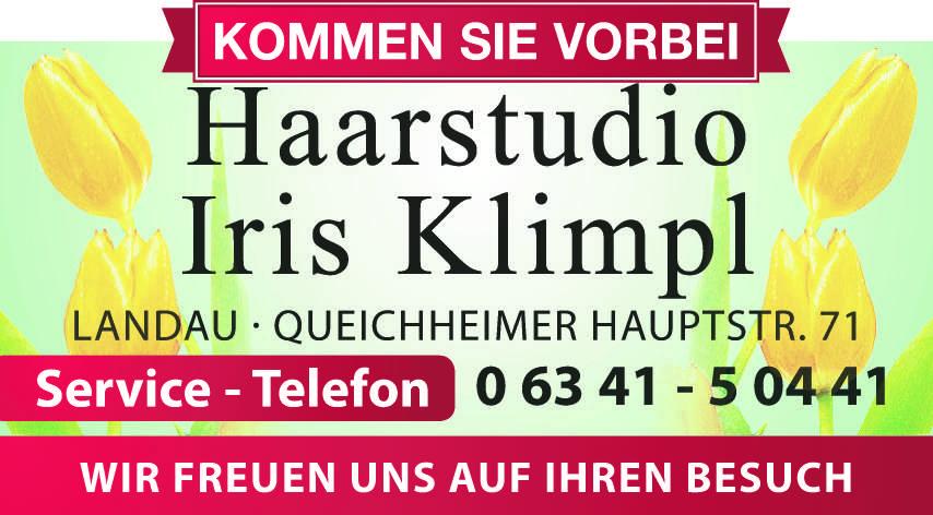 > Haarstudio Iris Klimpl