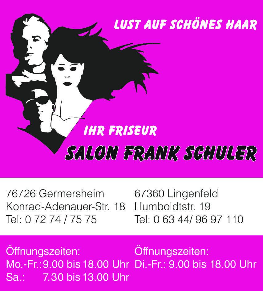 Salon Frank Schuler