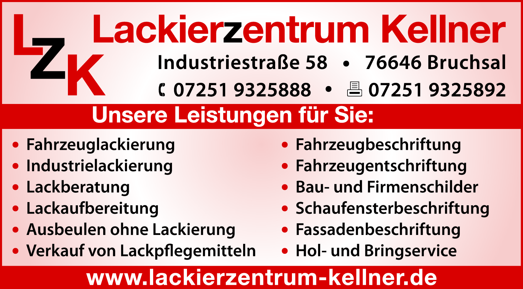 Lackierzentrum Kellner