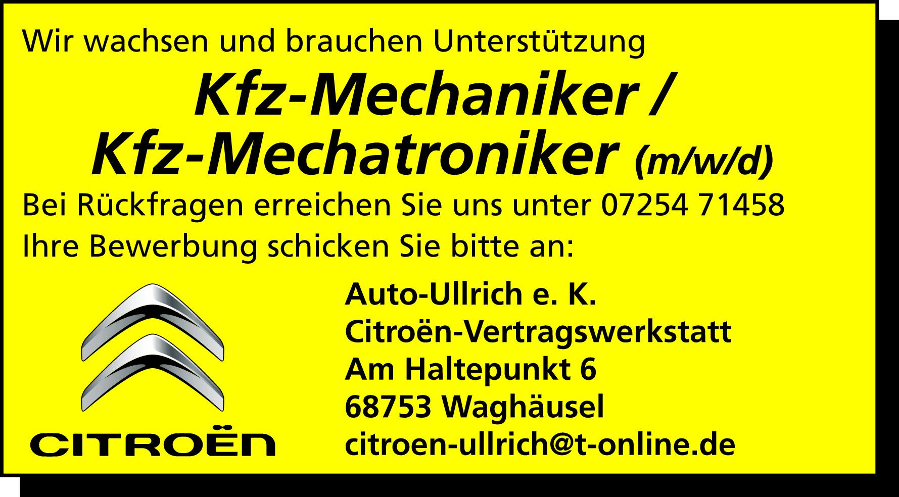 Auto-Ullrich e. K.