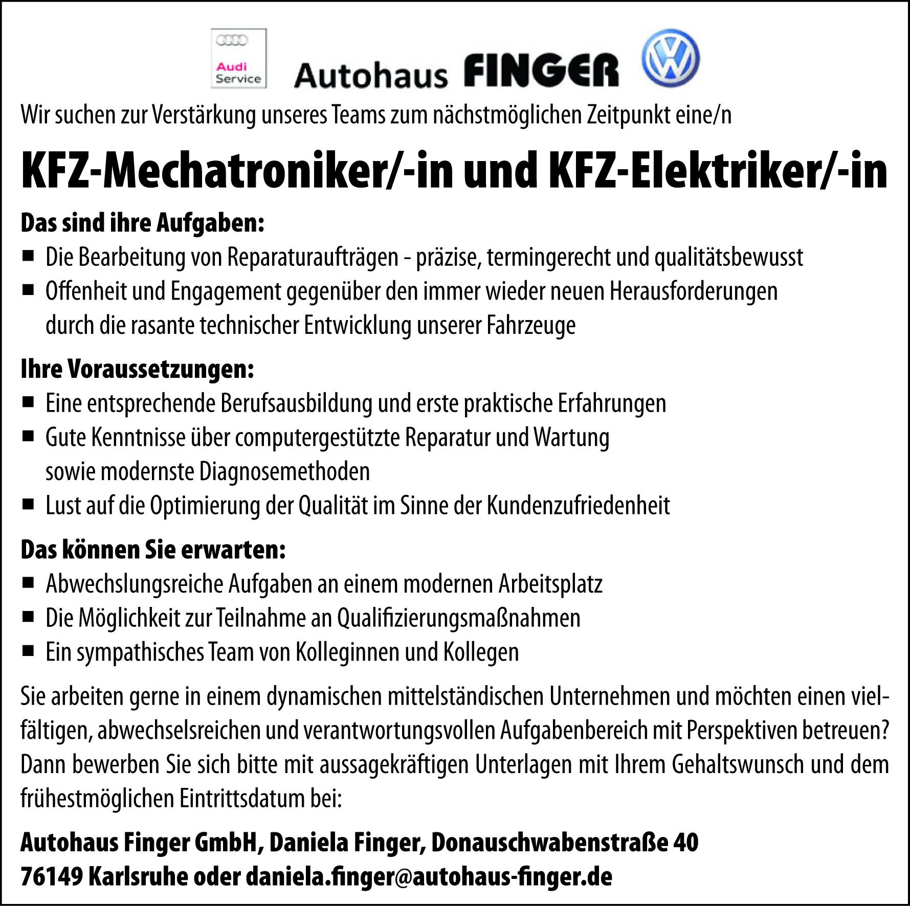 Autohaus Finger