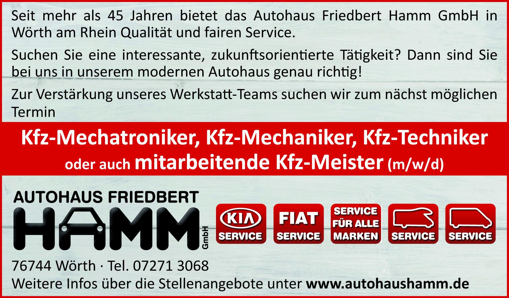 Autohaus Friedbert