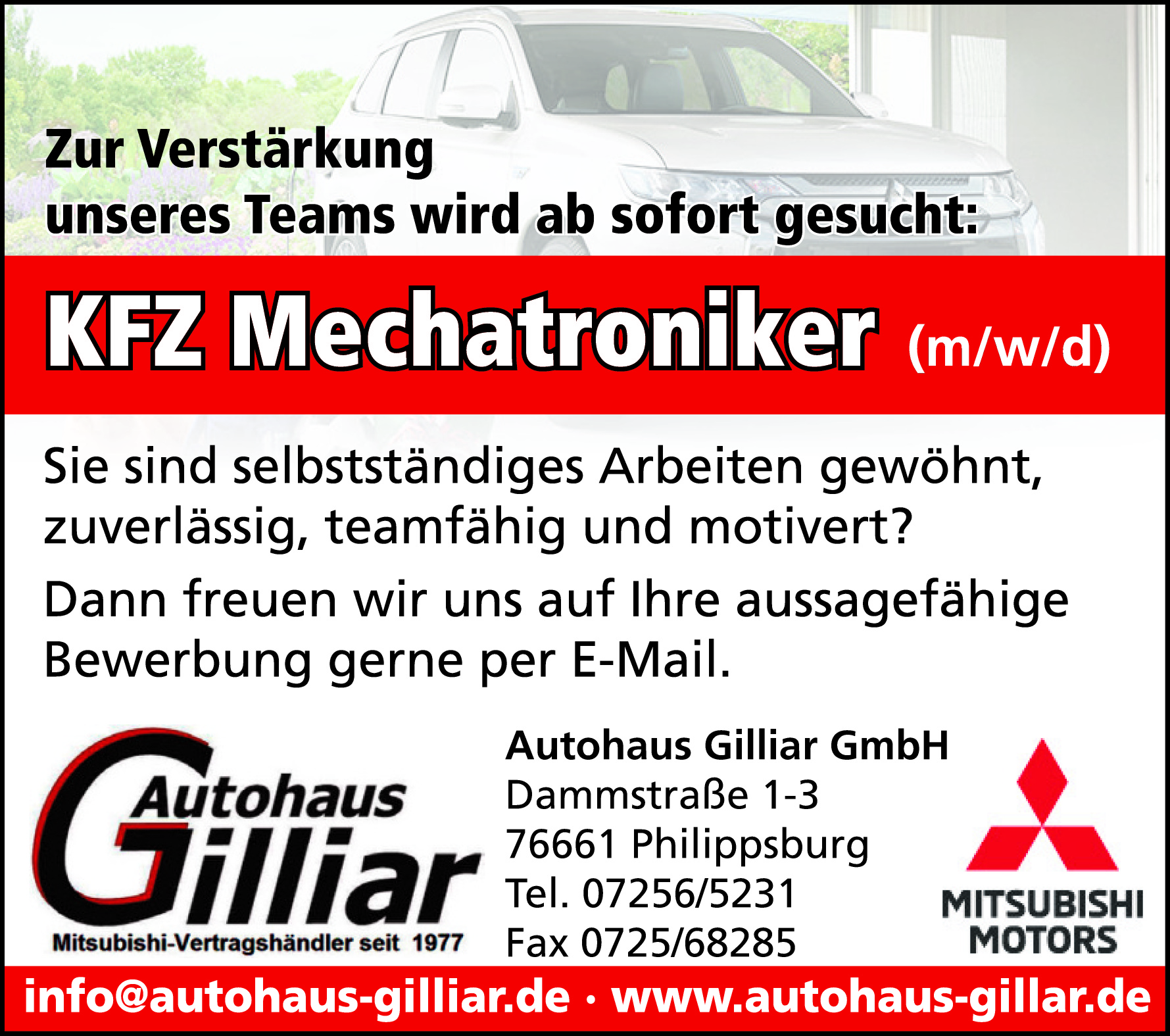 Autohaus Gilliar