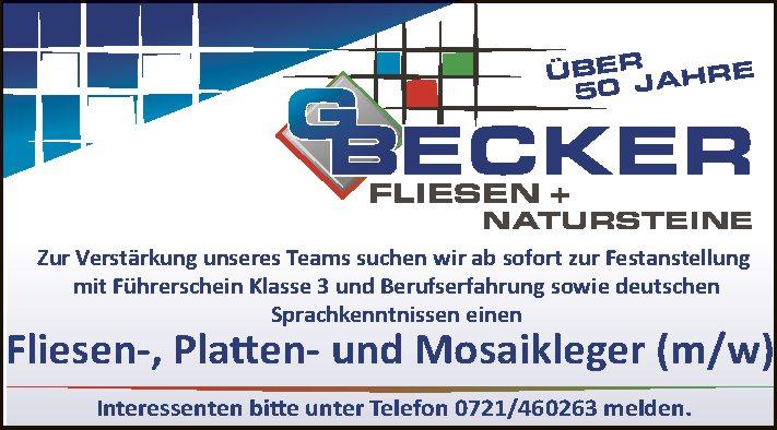 GBecker