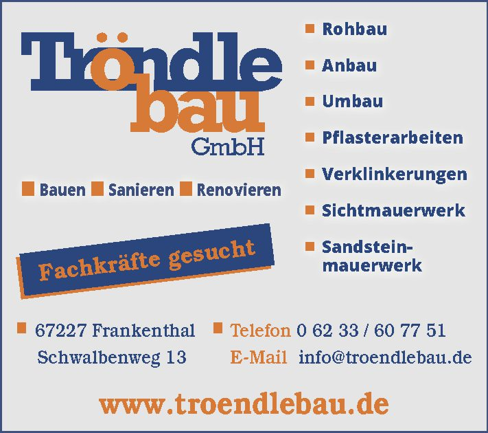 Tröndle Bau GmbH