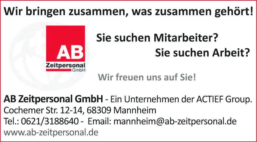 AB Zeitpersonal GmbH