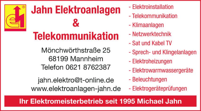 Elektro Jahn