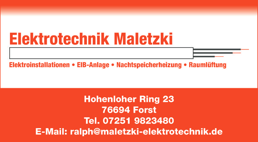 Maletzki