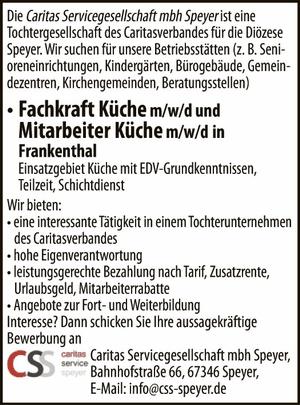 Caritas Frankenthal