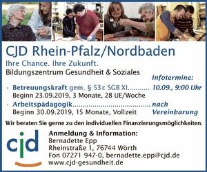 CJD Rhein-Pfalz/Nordbaden