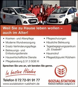 Sozialstation Rülzheim, Bellheim, Jockgrim e.V.