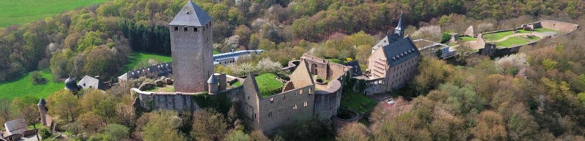 Burg Lichtenberg bei Thallichtenberg Landkreis Kusel