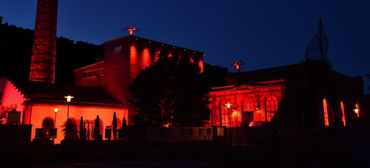 Night of Light 2020 Kammgarn Kaiserslautern